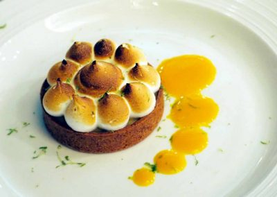 Bouillon Racine, Lemon tart