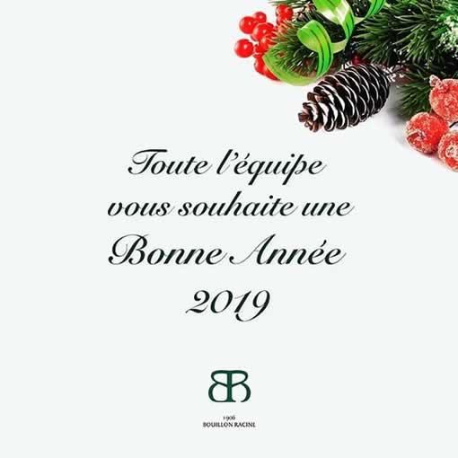 Bouillon Racine, notre cuisine
