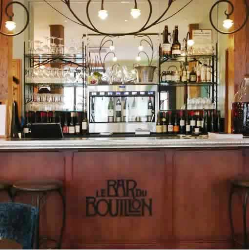 "Bouillon Racine, the ""Bar du Bouillon"""